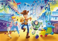EPO-74-011 ディズニー TOY STORY 4 -Carnival Adventure- (トイ・ストーリー) 500ピース[CP-PD]  ジグソーパズル [CP-PD]
